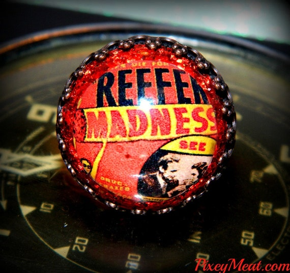 Reefer Madness Ring Red