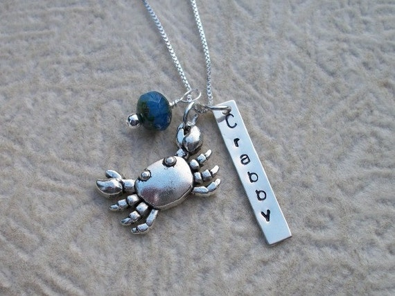 Expressions - Jewelry With A Statement - Crabby Crab Quaranteed To Make You Smile