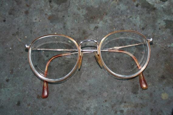 Circa 70's John Denver Style Glasses