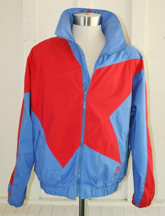 Jammin - Heavy Parachute Fabric - Lined - Ski Jacket -  Windbreaker - by JMN