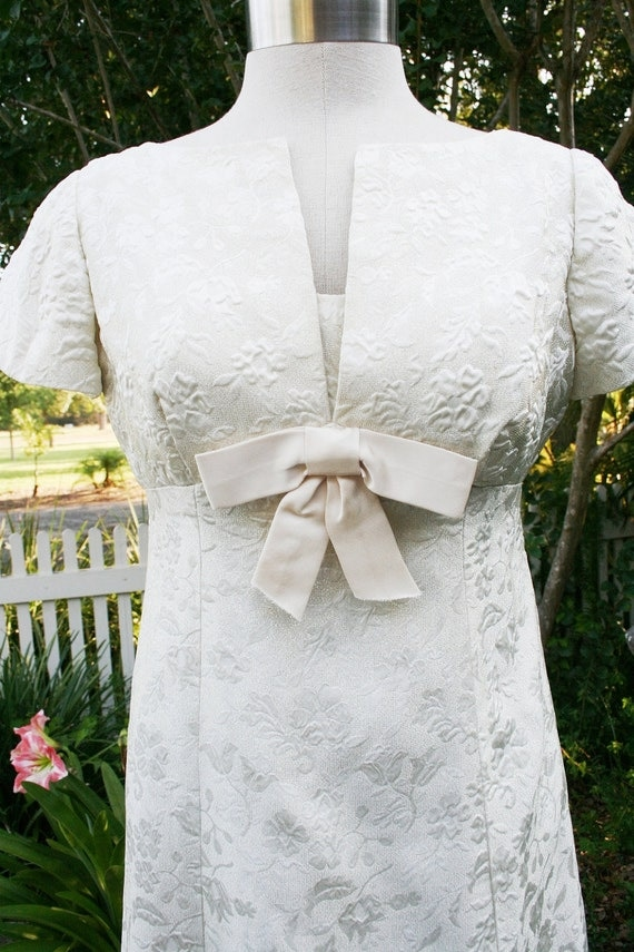 You Heard Forever, I Meant For Awhile - 1960s - Vegas Wedding - Mod-Jackie-O - Dress and Coat