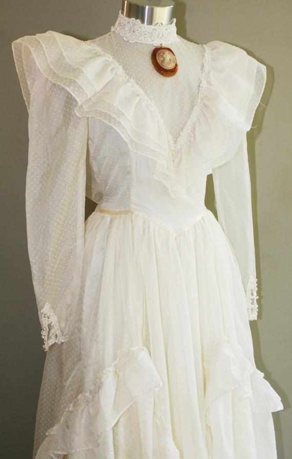 HOLD for Con - Romantic Renaissance Bridal Collection - By Gunne Sax - Circa 1970s