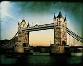 Custom Tower Bridge print