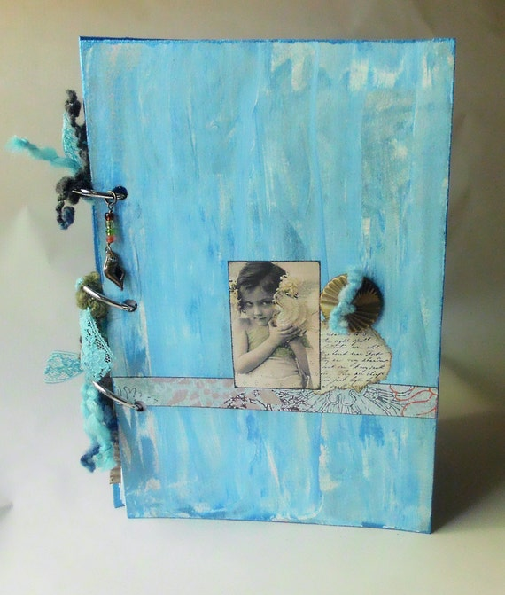 Mixed Paper Journal/Smash Book