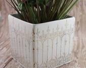 Victorian Garden Vase