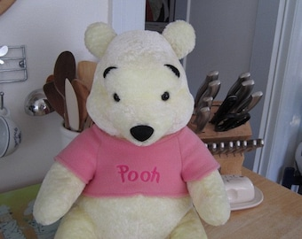 Spring Pastel Yellow Winne The Pooh