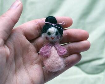 Tiny Kokeshi Doll