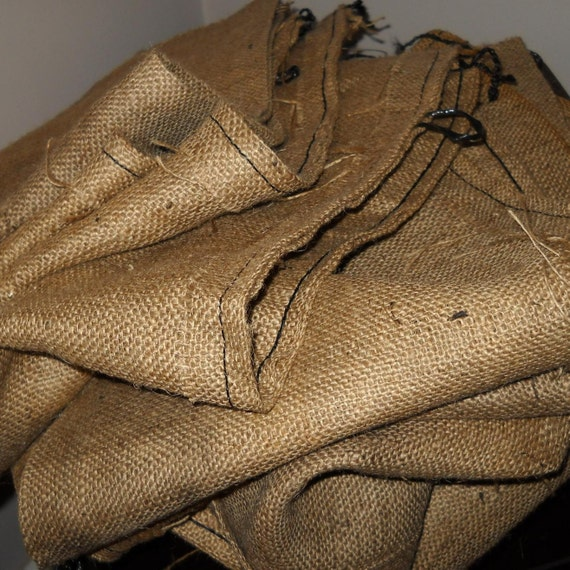 Old Burlap Bags 2
