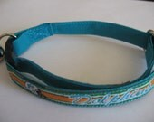 Miami Dolphins Cat or Small Dog Collar