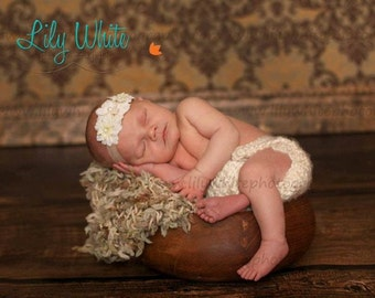 Chunky Diaper Cover --  Choose Your Color--  Great Photography Prop