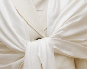 White pashmina clearance slightly defective scarf shawl bridal, bridesmaids monogrammed gifts
