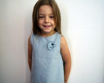 Stile nautico bambino vestito