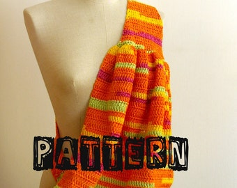 Baby Sling - Pattern  - Crochet