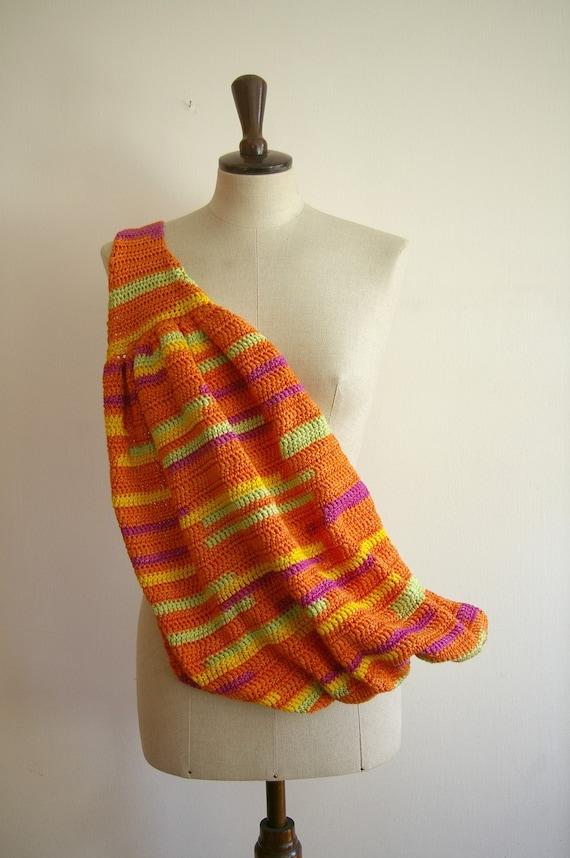 Free Crochet Pattern Baby Carrier : Crochet baby sling