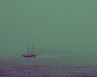 Misty - Misty in the ocean Ten Pound Island Morden Family featured Ocean love Ocean is calling Beach bum color photography holiday gift idea