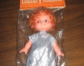 Vintage country cousins doll....made in hong kong.....adorable little doll