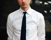 Men's Shirt - White Pinpoint Oxford STYLE No. BKT10