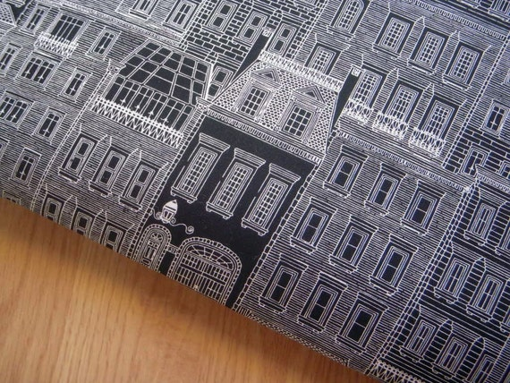 Laptop Sleeve (13 inch) Case fits MacBook - City Limits