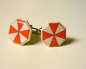 READY TO SHIP Umbrella Corporation Cufflinks