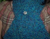 oceanic button up shortie scarf ON SALE FOR 12 DOLLARS
