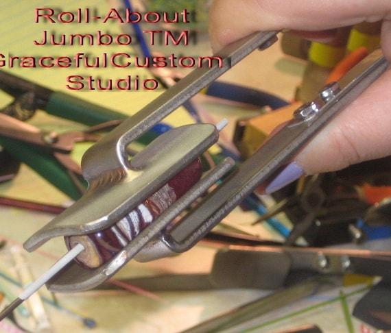 Roll-About JUMBO  Masher Lampworking Tool