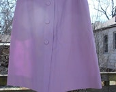 Saks Fifth Avenue Lavender Skort S