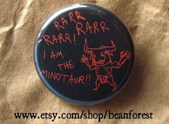 i am the minotaur