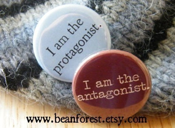 how to create an antagonist