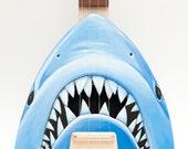 "Jaws ukulele   ""get out of the water-lele"""