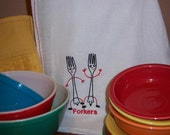 Forkers Dish Towel