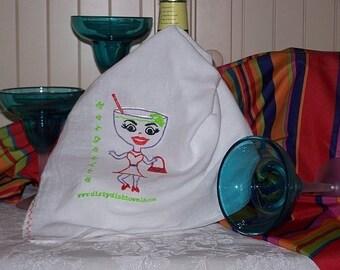 Margarita Dish Towel