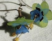 Isobelle's Flower Fairy Earrings
