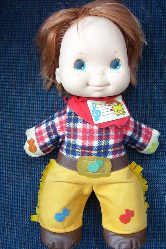 1974 Mattel Doll Bucky The Cowboy Love By Blackscottietreasure