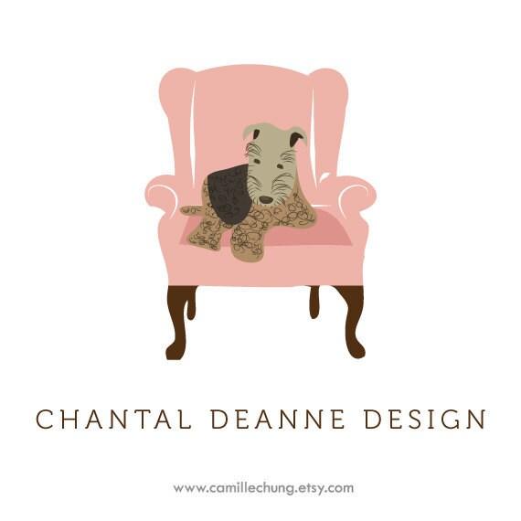 Logo Design, Custom Logo, Custom, Logo, Identity Design, Custom Design, Hand Drawn Logo, Business Logo, 3 Collateral Items, by Camille Chung