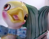 Adorable Duckling Cachepot