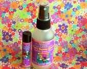 Tracis Candy Shop Inspired Vegan Earth Lovin Mist and Lip Conditioner Set