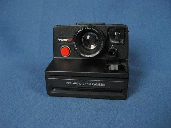 Vintage, Polaroid Pronto SX-70, Land Camera