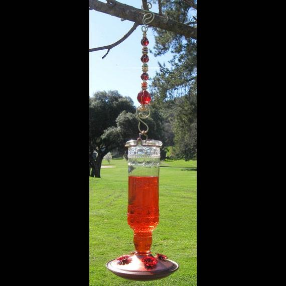 Hummingbird Feeder Hanger,Windchime Hanger Spring