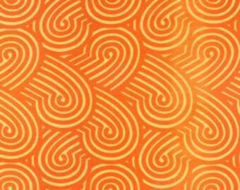 Michael Miller Zen Garden Fabric- Sherbert