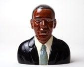 Barack Obama Coin Bank - Save and Hope