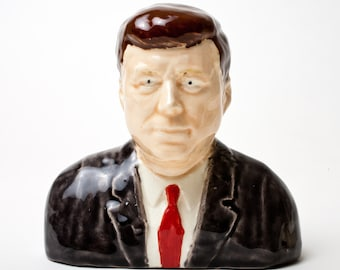 Kennedy Coin Bank JFK - Save Money - Save the Nation