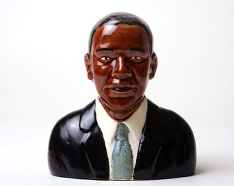 Barack Obama Coin Bank - Save and Hope