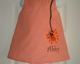 Girls Spider Aline Dress SIZE 6MO TO 5T