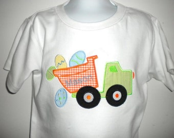DESIGN YOUR OWN  Boys Easter T shirt  Size 12mo to 5T