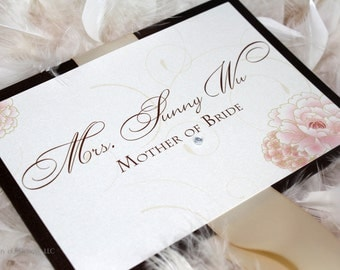 Personalized Chair Signs - Reserved signs