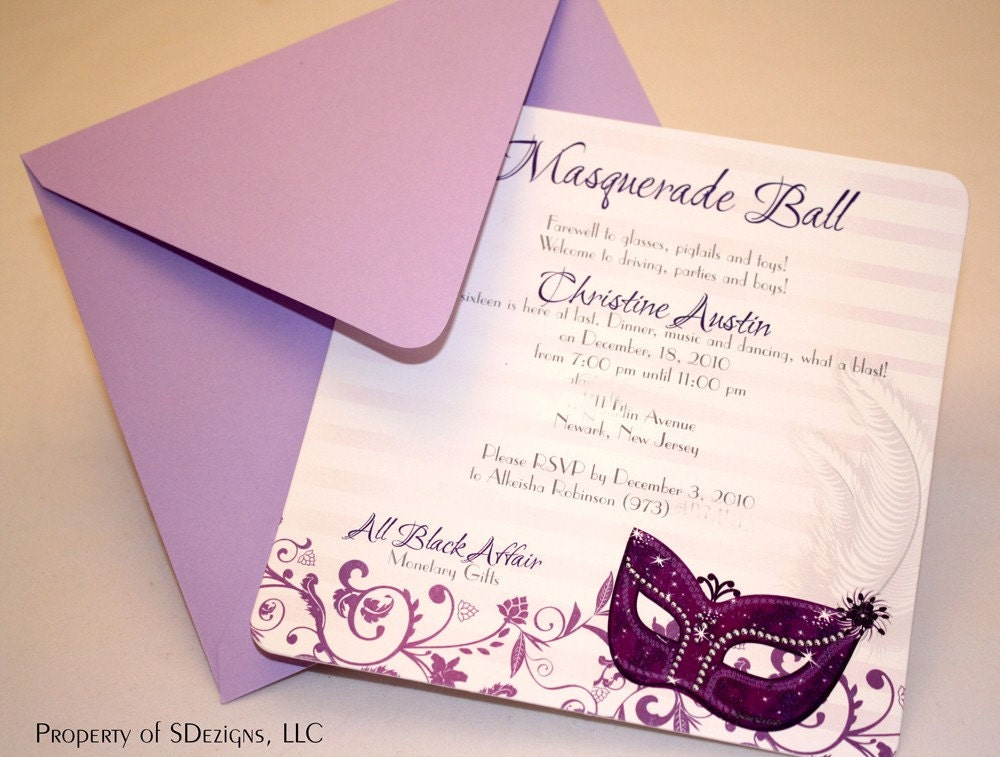 Make Your Own Invitation Cards was perfect invitation template