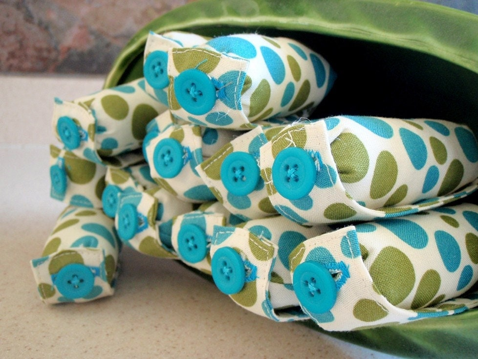hair rollers cloth