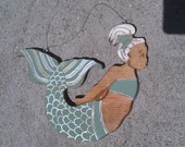 New Toddler Mer-baby, a Daughter to our New Mermaid for a New Year, by Cynthia Burke of The Coppertail Whale