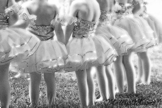 Items similar to Black and White Ballerina Photograph ...