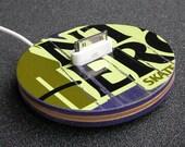 Skateboard iPod/iPhone Docking Station